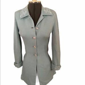 At. John suit jacket with skirt